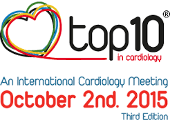 Top 10 in Cardiology - 2015